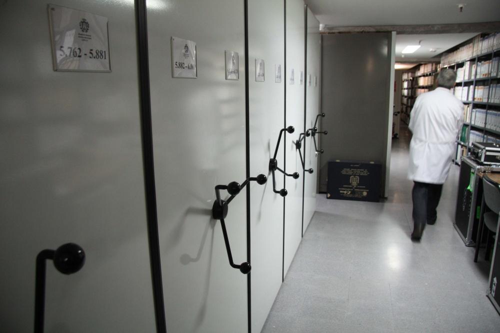 Archivo Municipal Alcalá – Visita diciembre 2016